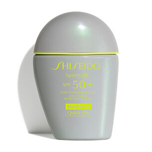 Sports BB SPF50+, 04 - SHISEIDO, Gesicht