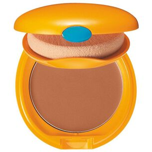 Tanning Compact Foundation, BRONZE - Shiseido, Make-up & Selbstbräuner