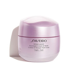 Overnight Cream & Mask - WHITE LUCENT, Tages-, Nachtpflege