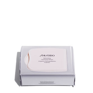 Refreshing Cleansing Sheets - SHISEIDO, Reiniger, Make-up-Entferner