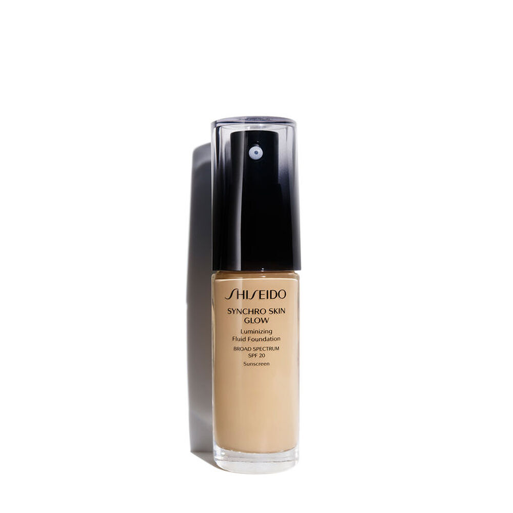 Synchro Skin Glow Luminizing Fluid Foundation SPF 20, G4