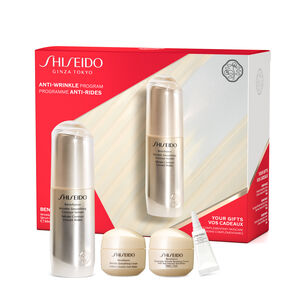 Anti-Wrinkle Program - Wrinkle Smoothing Contour Serum - SHISEIDO, Neuheiten