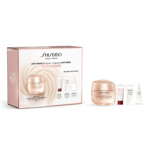 WRINKLE SMOOTHING CREAM ENRICHED SET - BENEFIANCE, Letzte Chance