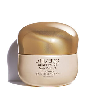 NutriPerfect Day Cream - Shiseido, Tages-, Nachtpflege