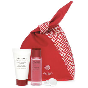 Cleanse & Balance Travel Kit - SHISEIDO, Neuheiten