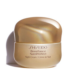 NutriPerfect Night Cream - Shiseido, Tages-, Nachtpflege