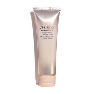 Extra Creamy Cleansing Foam - Shiseido, Reiniger, Make-up-Entferner