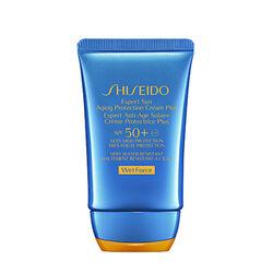 Expert Sun Aging Protection Cream Plus - Shiseido, Gesicht
