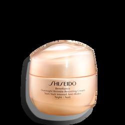 Overnight Wrinkle Resisting Cream - Shiseido, HAUTPFLEGE
