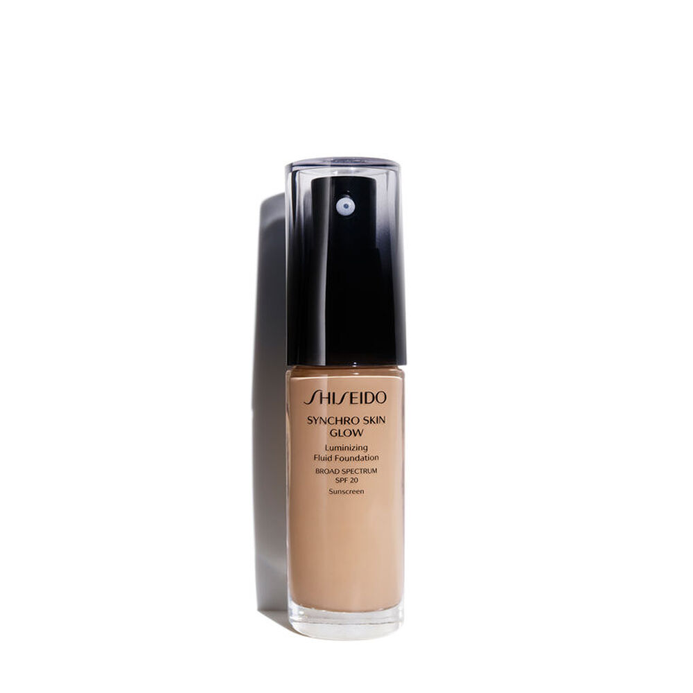 Synchro Skin Glow Luminizing Fluid Foundation SPF 20, R4