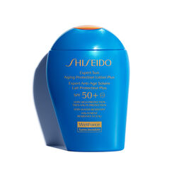 Expert Sun Aging Protection Lotion Plus SPF50+ - Shiseido, Gesicht