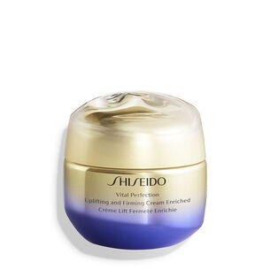 Uplifting and Firming Cream Enriched - Shiseido, Neuheiten