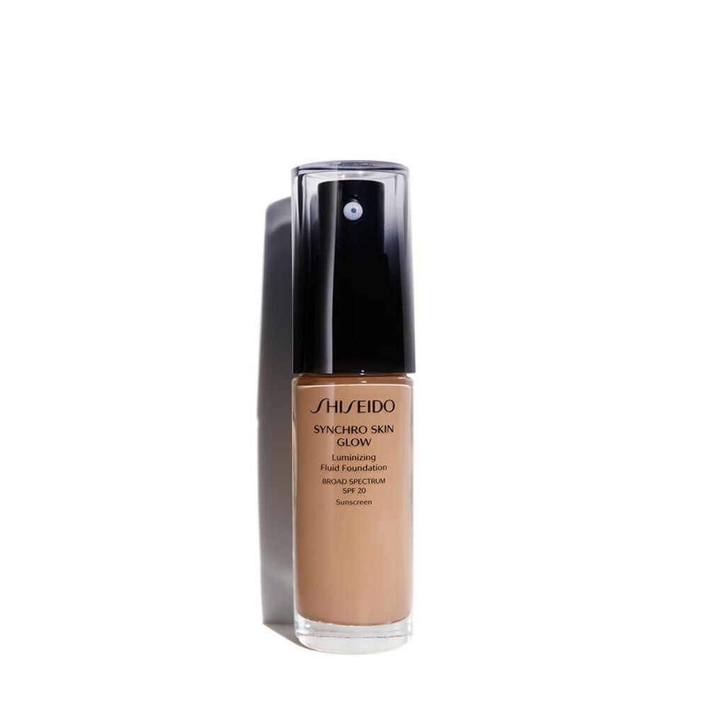 Synchro Skin Glow Luminizing Fluid Foundation SPF 20, R5