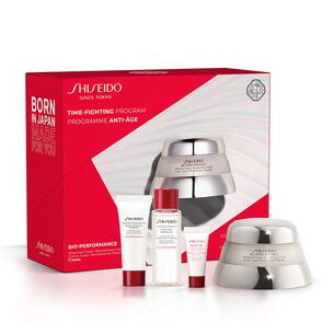 Time Fighting Program - SHISEIDO, Bio-Performance