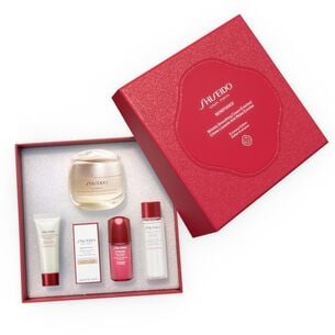 Wrinkle Smoothing Cream Enriched Holiday Kit - SHISEIDO, HAUTPFLEGE