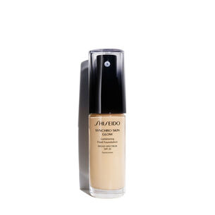 Synchro Skin Glow Luminizing Fluid Foundation SPF 20, G2